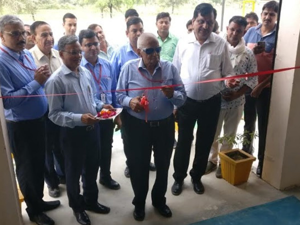Merino Group inaugrates Haryana's first open access solar plant