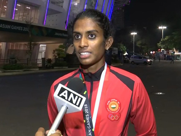 Silver, Bronze were not on our cards: Gold medalist Poovamma
