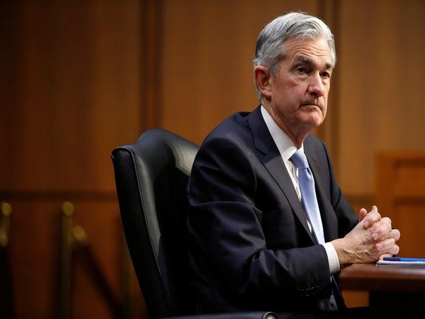US Federal Reserve Chairman Jerome Powell (File pic)