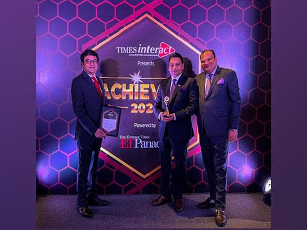 Prakriti E-Mobility honoured with the Achievers Award 2020