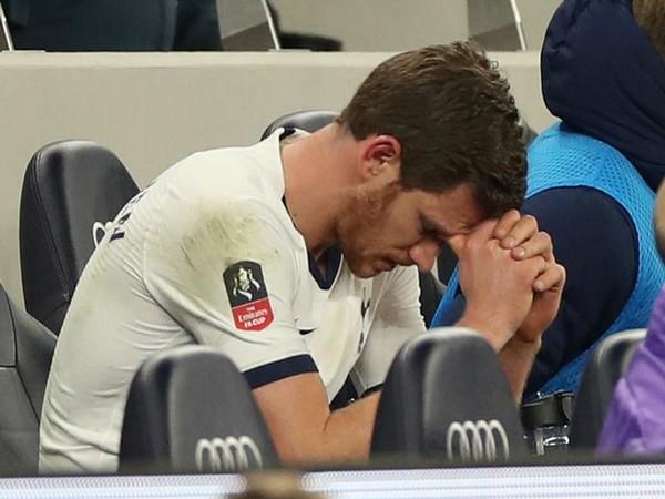 Tottenham's Jan Vertonghen
