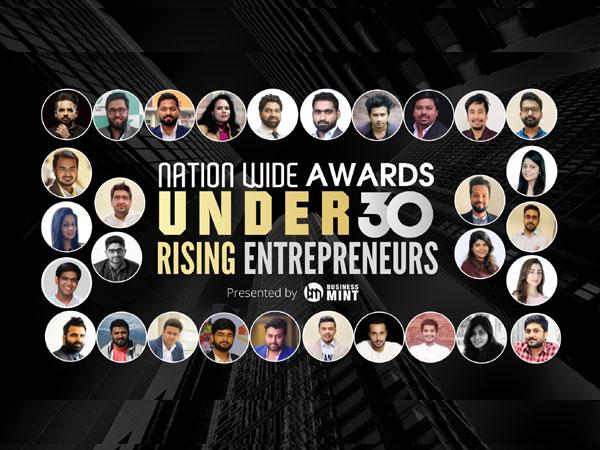 Nationwide Awards Under30 -RISING ENTREPRENEURS- 2021