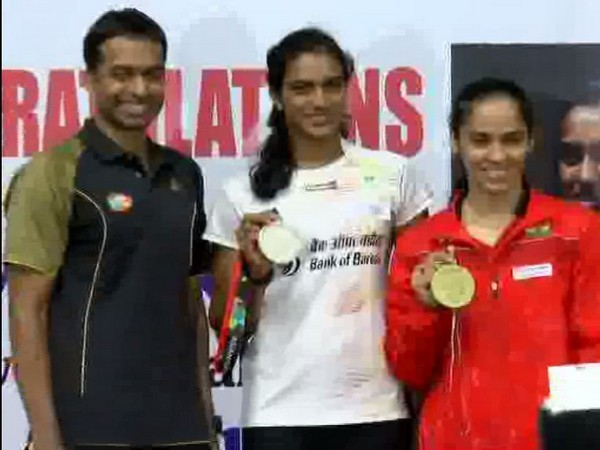Nehwal and Sindhu are strong, powerful: Gopichand