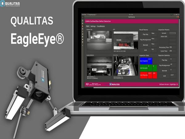 Qualitas Technologies launches Qualitas EagleEye platform for AI powered Visual Inspection