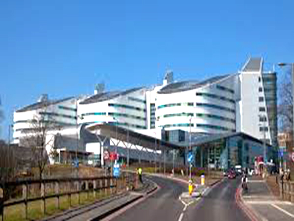 Doctor lay dead in Birmingham hospital storeroom for two days