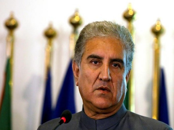 Pakistan Foreign Minister SM Qureshi (File photo)