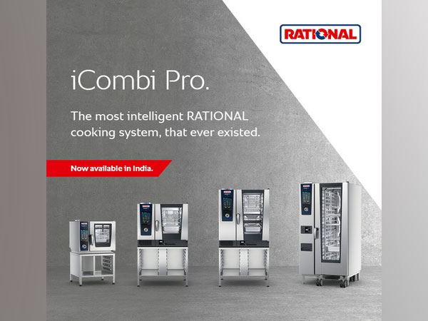 RATIONAL iCombi Pro - Intelligent Combi-Steamer, now available in India.