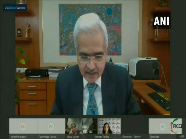 Economy showing sign of stability, but recovery to be gradual: RBI Governor Das