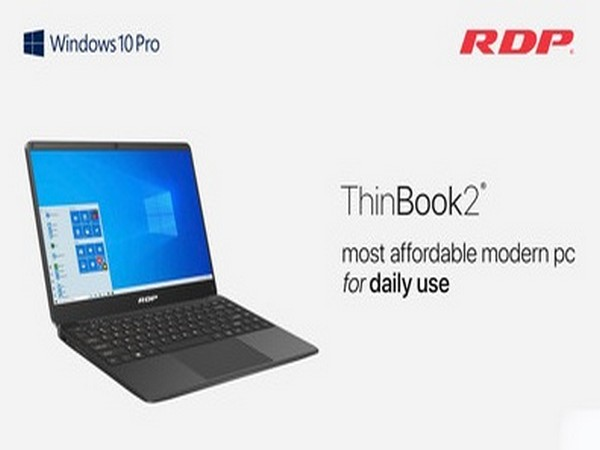 One of India's most affordable modern PC for daily use - RDP ThinBook2
