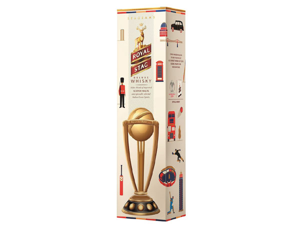 Seagram's Royal Stag launches limited-edition Cricket World Cup Pack