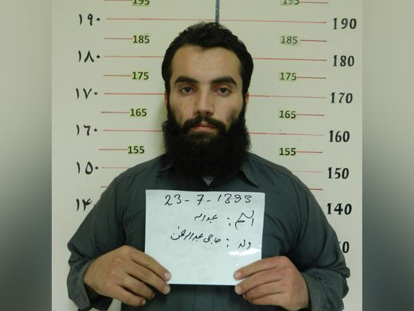 Anas Haqqani, a senior leader of the Haqqani network,