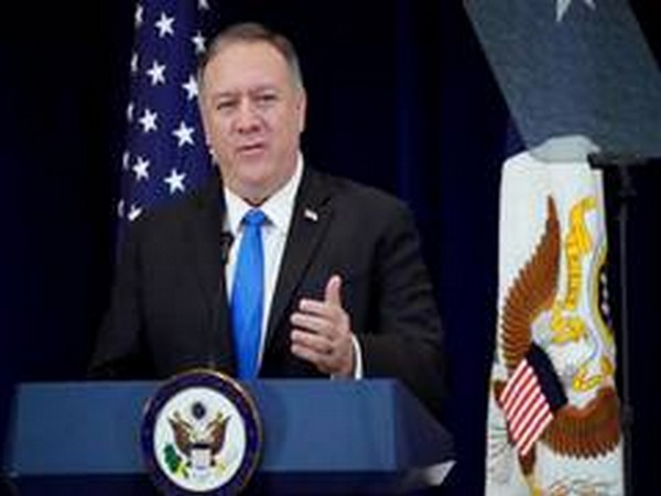 US Secretary of State, Mike Pompeo,
