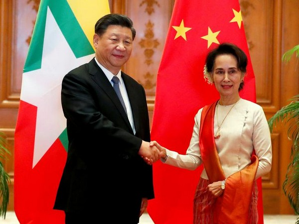 China, Myanmar ink agreements to speed up infrastructure projects