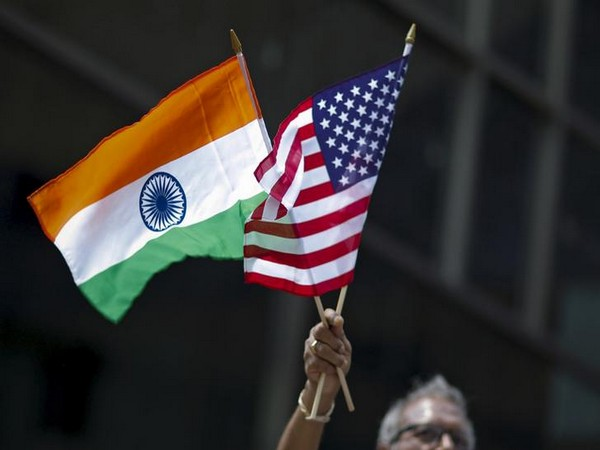 India and US flag