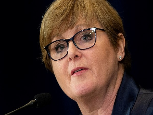 Australia's Minister for Defence Linda Reynolds (Credit: Reuters Pictures)