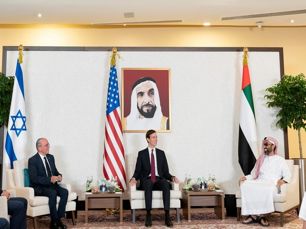 US, Israel and UAE say joint accord a 'courageous step' toward prosperous Middle East