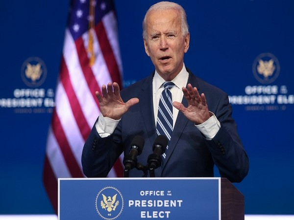 President-elect Joe Biden (File Photo)