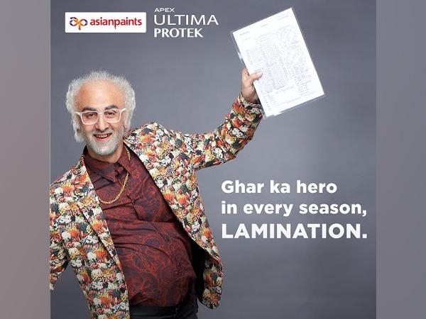 Asian Paints Ultima Protek: Matchmaker feat. Ranbir Kapoor. #LaminationWalaExteriorPaint