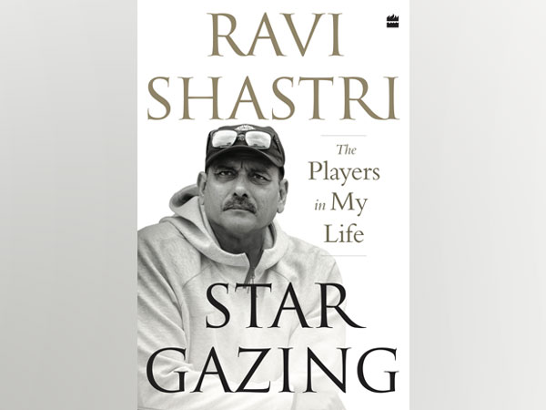 A treat for cricket lovers--get a signed copy of Ravi Shastri's upcoming book!