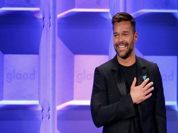 Ricky Martin to Be Honored at Los Angeles LGBT Center's Gala Vanguard Awards