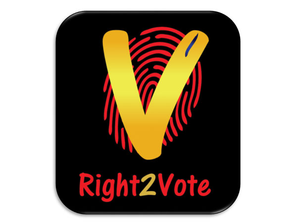 One of the world's best and most secured eVoting system is Right2Vote