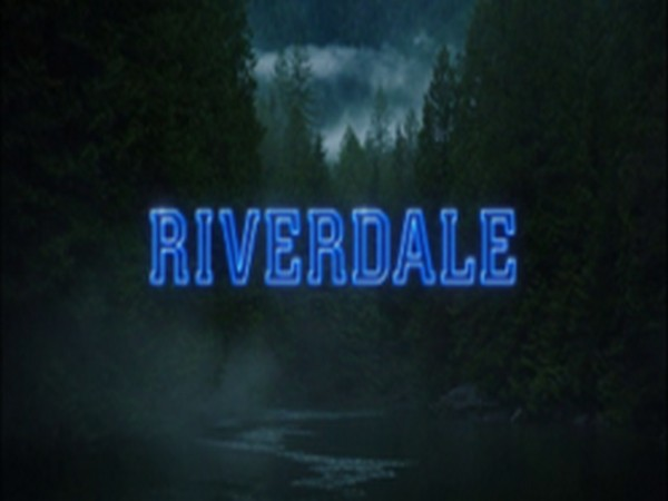 Title Card for Riverdale