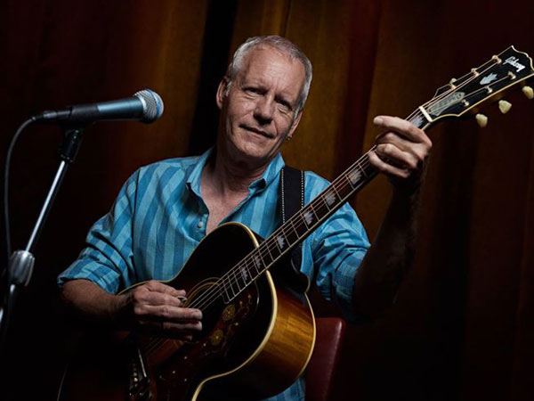 Singer-guitarist-songwriter Rod Abernethy comes to Richmond