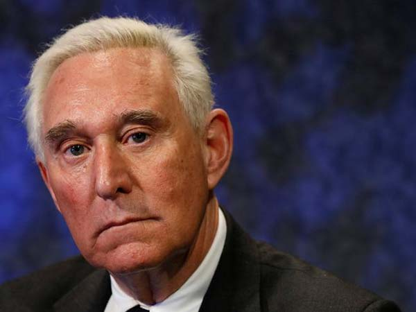After indictment, Roger Stone mocks Mueller with doctored photo on Instagram