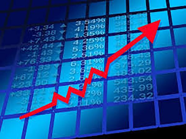 JCI up, rupiah down as US dollar index strengthens