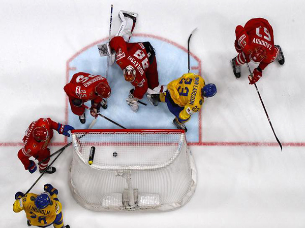Seventh straight victory for Russia at 2019 Ice Hockey Worlds