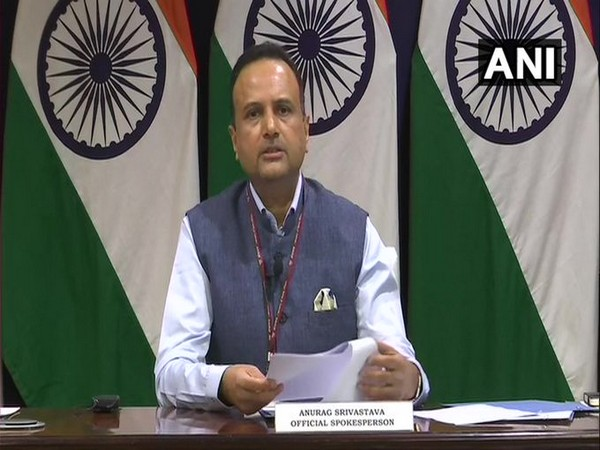 Ministry of External Affairs Spokesperson Anurag Srivastava
