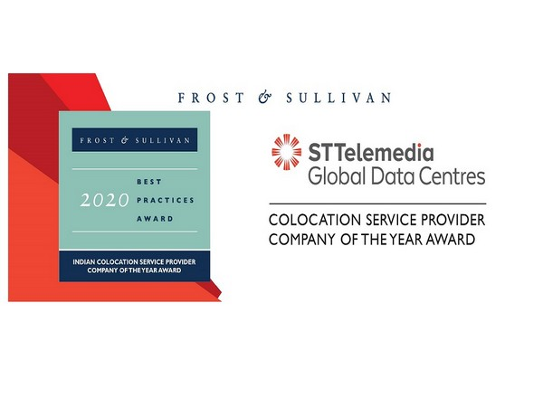 STT GDC India Wins Colocation Service Provider of the Year at the 2020 Frost & Sullivan India ICT Best Practices Awards for the third year running