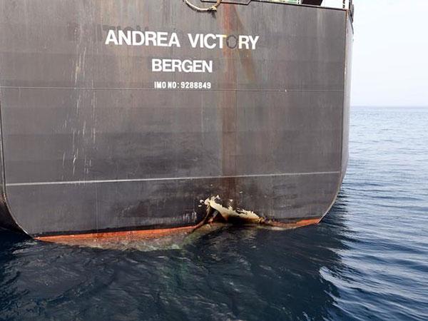 US military probes oil tanker 'sabotage attacks' off UAE coast