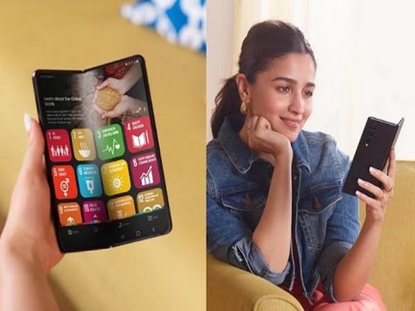 Samsung Global Goals App | Alia Bhatt