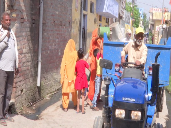 Massive rural sanitation drive by NMCG helps clean Ganga