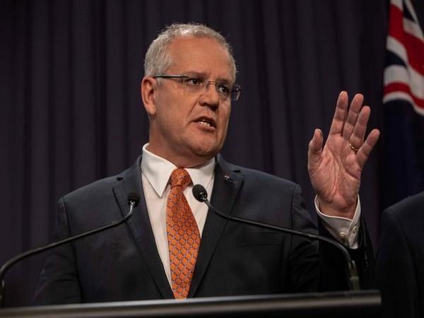 Australian Prime Minister Scott Morrison. (File photo)