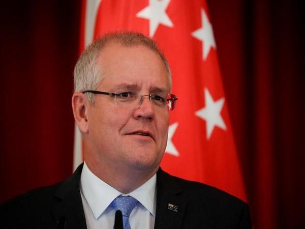 Australian Prime Minister Scott Morrison (File pic)