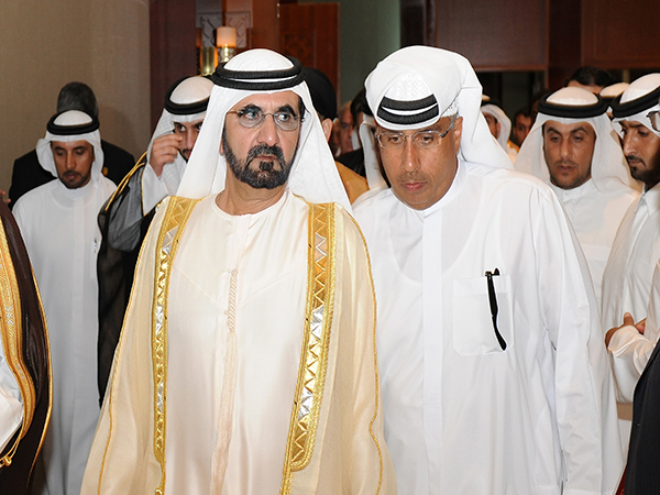 Shaikh Mohammad arrives in China for global summit