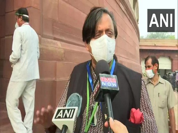 Congress leader Shashi Tharoor. (File photo)