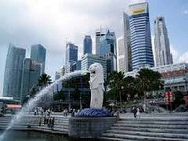 Merlion Park, CBD, Singapore