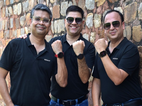 Gizmore launches 3 new smartwatches to mark the festival season and strengthens its position in fitness segment