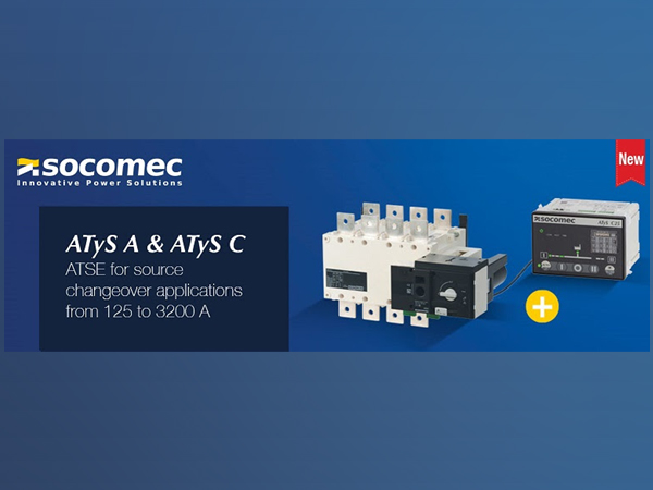 Socomec strengthens power switching business in India