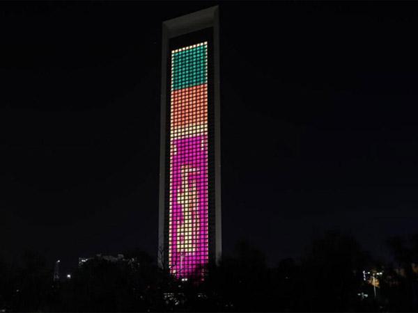 UAE buildings light up in solidarity with Sri Lanka