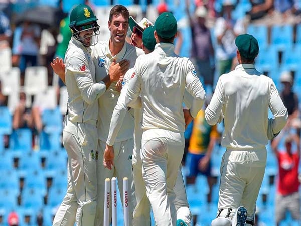 Live Cricket Score of South Africa vs Pakistan, 2nd Test, Day 1