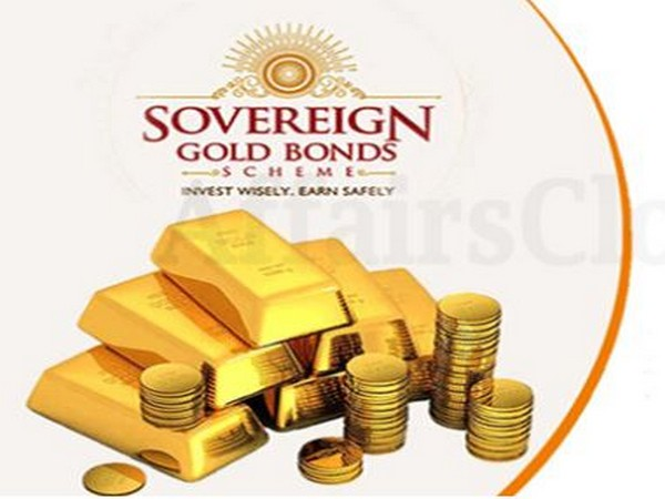 The sovereign gold bond scheme was launched in November 2015
