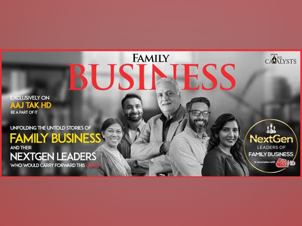 Unfolding the untold stories of family business in India and how the NextGen is carrying this legacy forward, exclusively on Aaj Tak HD