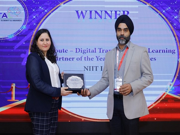 NIIT's StackRoute recognized as 'Digital Transformation Learning Partner of the Year for Enterprises'