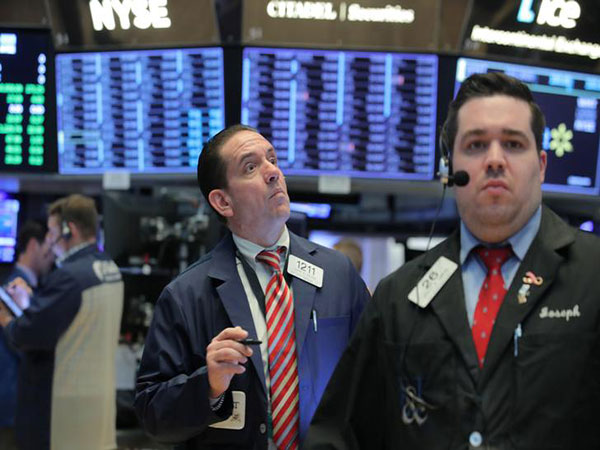Stocks Nearly Recover from Tariff Tweet Turmoil