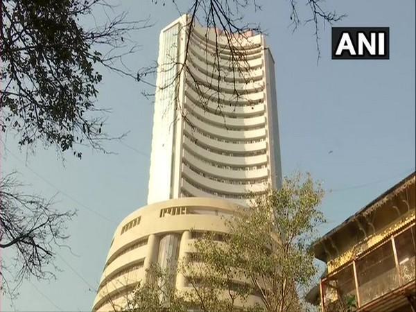 Sensex falls 1,375 points, Bajaj Finance slips by 12 pc