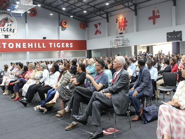 Stonehill International School hosts the International Baccalaureate (IB) professional development workshops for international educators